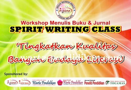 Menulis, Antara Hasrat dan Kebutuhan