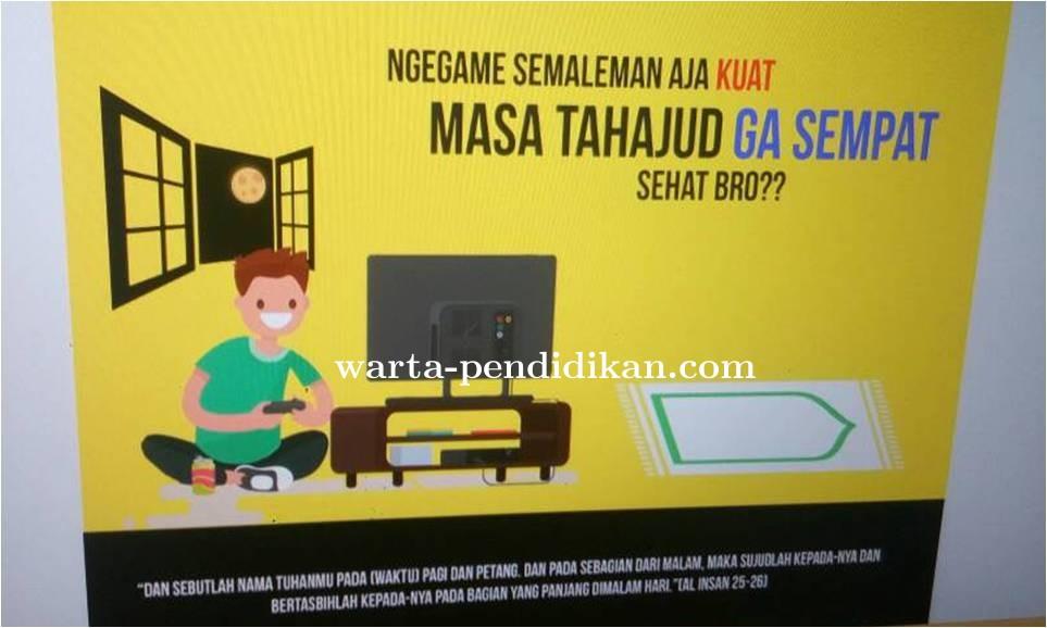 Pondok Ramadhan Ala SMK Telkom Malang, Ada Lomba Desain Religi