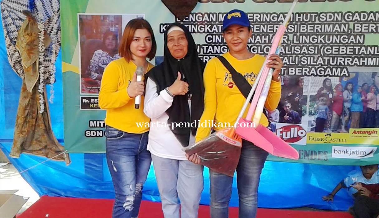 Dengan Visi yang Jelas, SD Negeri Gadang 3 Kota Malang Kini Kian Maju