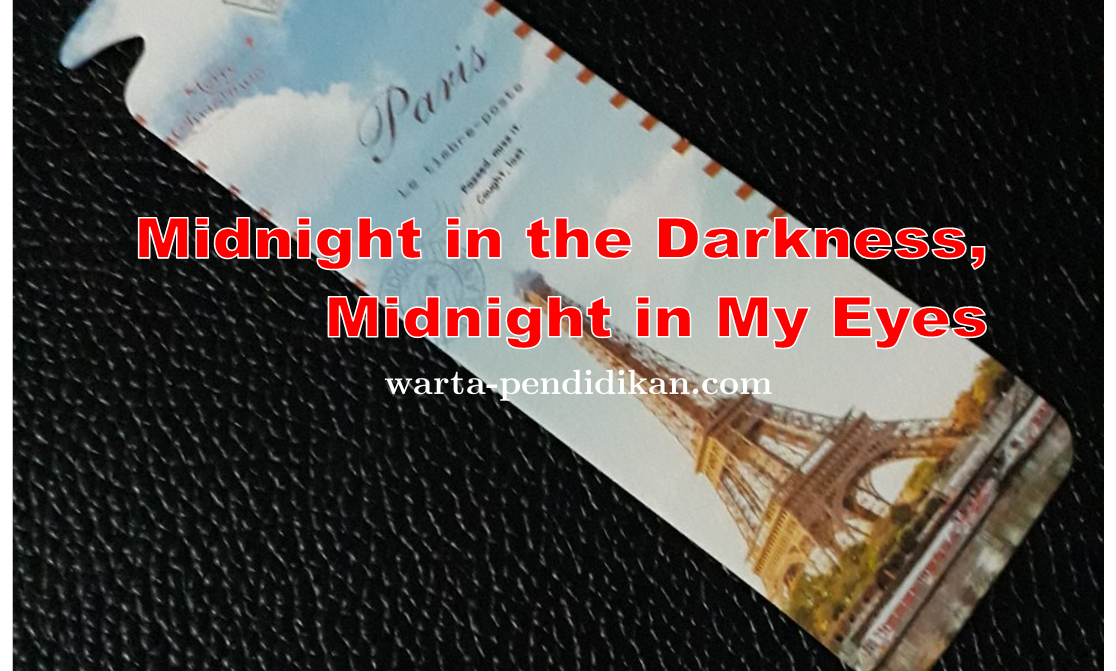 Midnight in the Darkness; A Note for You