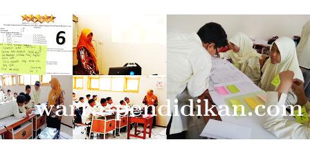 Implementasi Media Interaktif dengan Metode Pembelajaran Descovery Learning di Kelas 7 SMPN 4 Malang