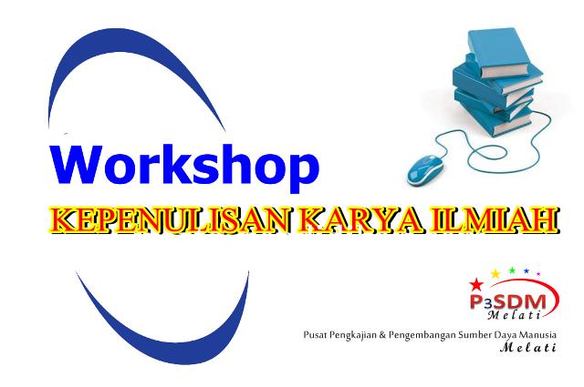P3SDM Melati Buka Pendaftaran Workshop Satu Guru Satu Buku