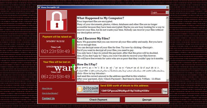 Virus WannaCry Mewabah, Bagaimana Mengatasi Data yang Terenskripsi?